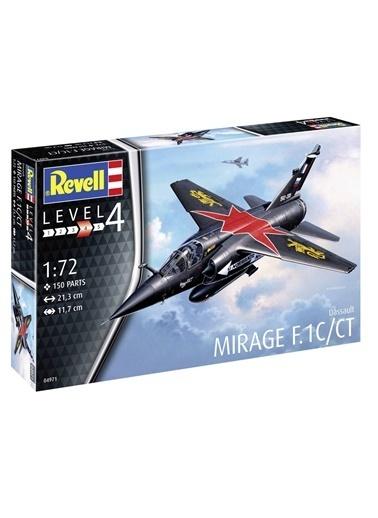 Revell  Maket Dassault Mirage F-1C-Ct Vsu04971 Renkli